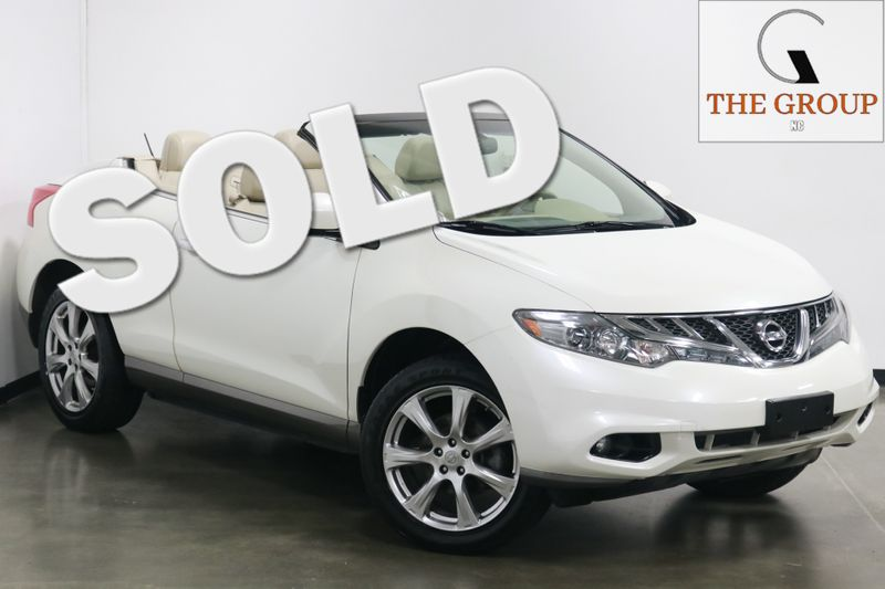 2014 Nissan Murano CrossCabriolet   city NC  The Group NC  in Mooresville, NC