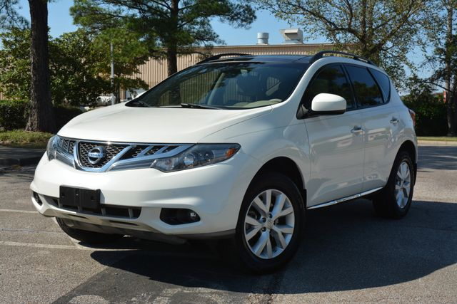 2014 Nissan Murano SL in Memphis Tennessee, 38128
