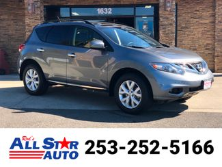 2014 Nissan Murano SL in Puyallup Washington, 98371