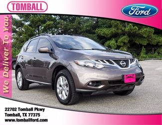 2014 Nissan Murano SL in Tomball, TX 77375
