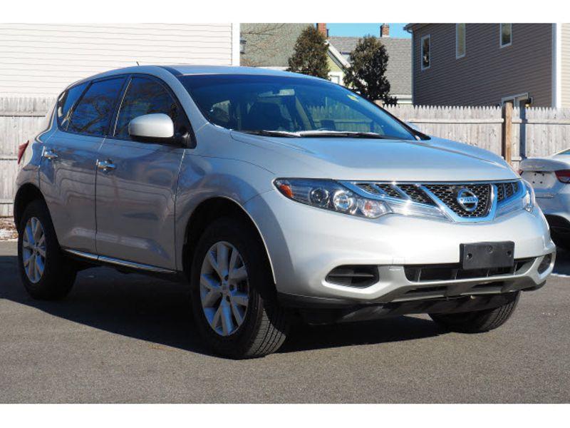 2014 Nissan Murano S | Whitman, MA | Martin's Pre-Owned Auto Center