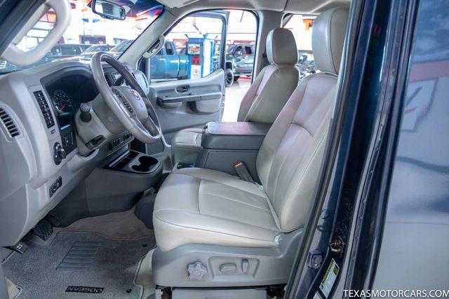 2014 Nissan NV Passenger SL in Addison, Texas 75001