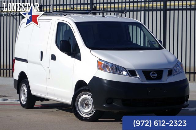 2014 Nissan NV200 Clean Carfax One Owner S Warranty