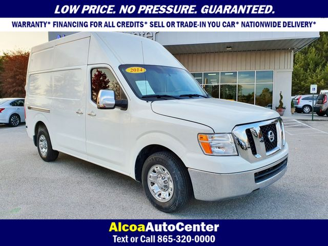 2014 Nissan NV2500HD SV HIGH ROOF w/TECHNOLOGY PACKAGE