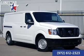 2014 Nissan NV2500HD S Cargo Van in Plano, Texas 75093