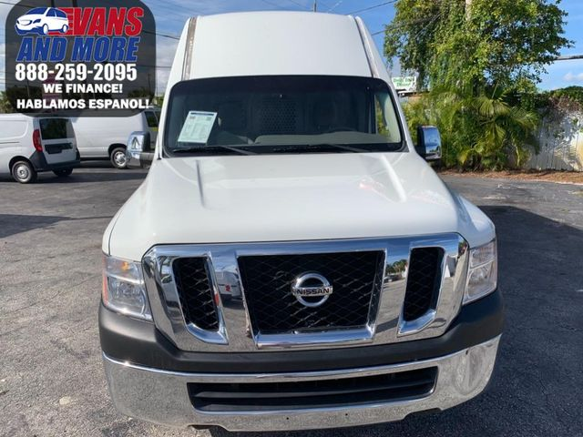 2014 Nissan NV2500HD SV