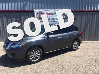 2014 Nissan Pathfinder S in Albuquerque New Mexico, 87109