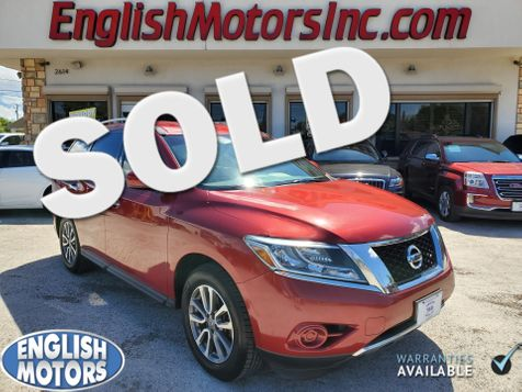 2014 Nissan Pathfinder SV in Brownsville, TX
