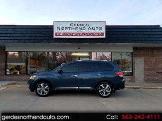 2014 Nissan Pathfinder Platinum in Clinton, Iowa 52732