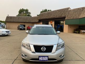 2014 Nissan Pathfinder SL  city ND  Heiser Motors  in Dickinson, ND