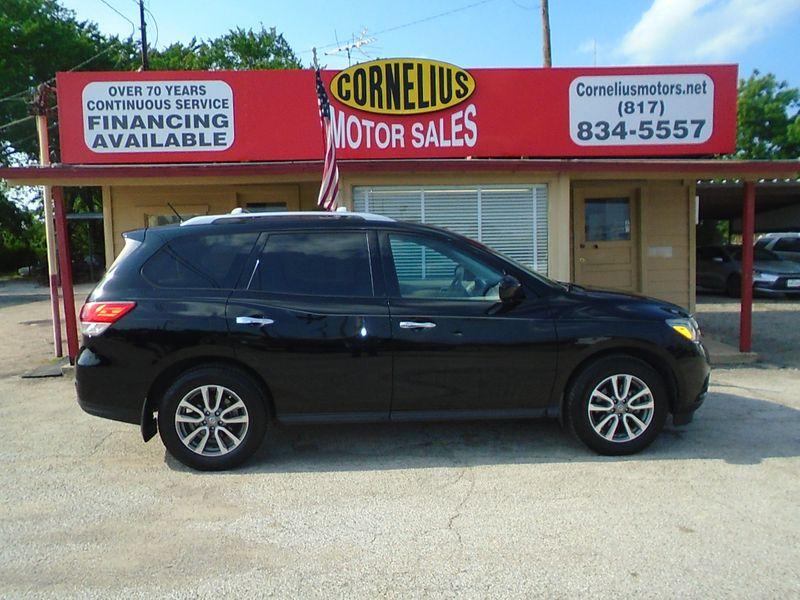 2014 Nissan Pathfinder SV | Fort Worth, TX | Cornelius Motor Sales in Fort Worth TX