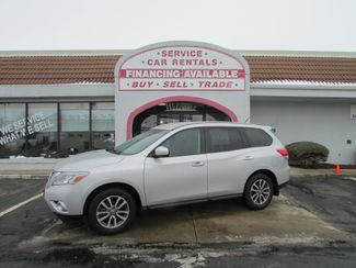 2014 Nissan Pathfinder S 4WD in Fremont OH, 43420
