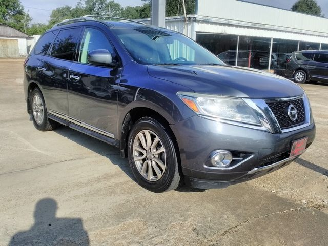 2014 Nissan Pathfinder SL Houston, Mississippi 1