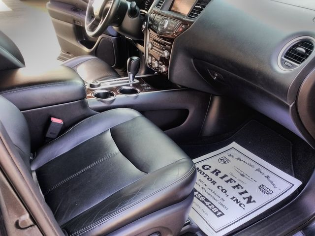 2014 Nissan Pathfinder SL Houston, Mississippi 8