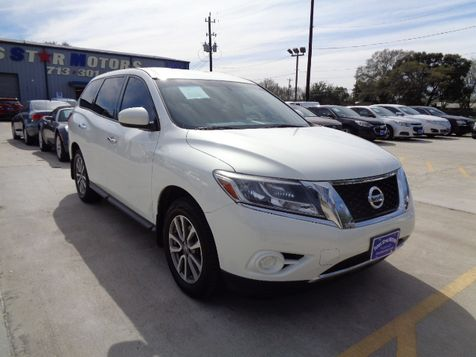 2014 Nissan Pathfinder S in Houston