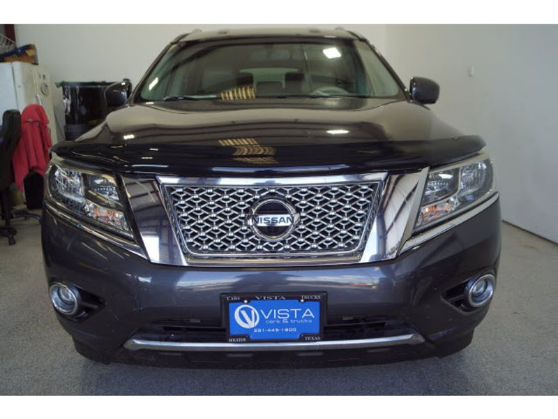 2014 Nissan Pathfinder Platinum  city Texas  Vista Cars and Trucks  in Houston, Texas