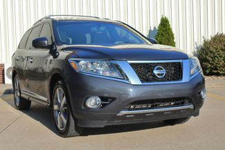 2014 Nissan Pathfinder Platinum in Jackson, MO 63755