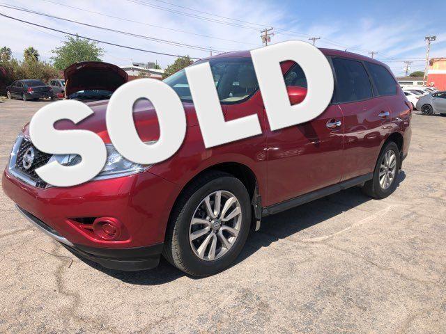 2014 Nissan Pathfinder S CAR PROS AUTO CENTER (702) 405-9905 Las Vegas, Nevada