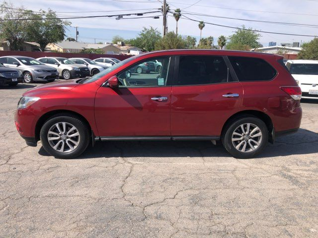 2014 Nissan Pathfinder S CAR PROS AUTO CENTER (702) 405-9905 Las Vegas, Nevada 1