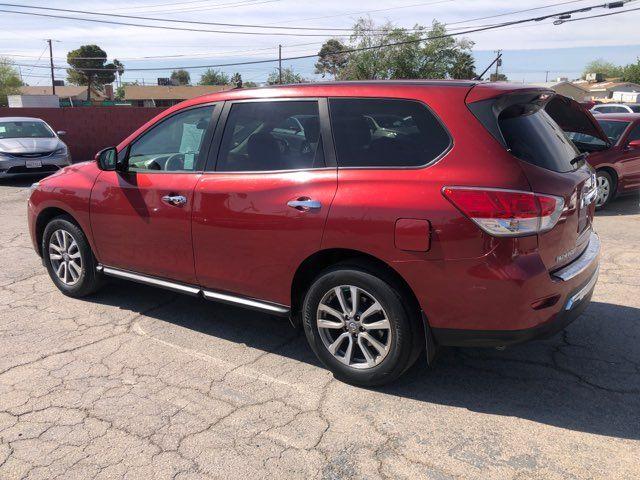 2014 Nissan Pathfinder S CAR PROS AUTO CENTER (702) 405-9905 Las Vegas, Nevada 2