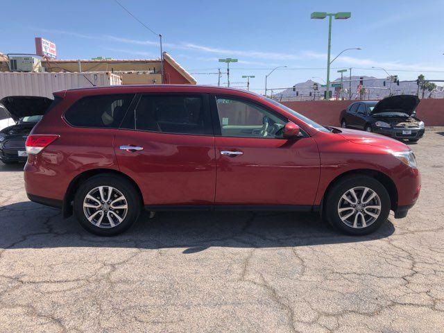 2014 Nissan Pathfinder S CAR PROS AUTO CENTER (702) 405-9905 Las Vegas, Nevada 4