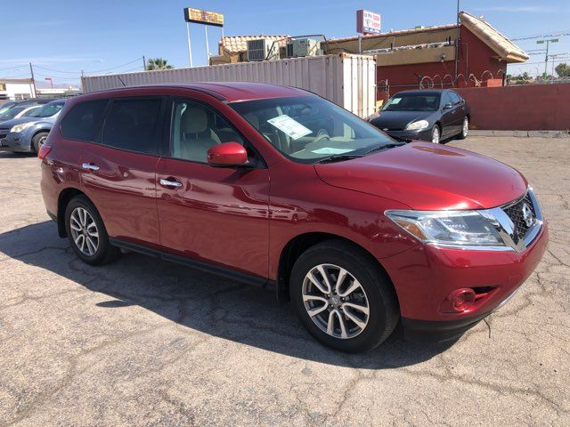 2014 Nissan Pathfinder S CAR PROS AUTO CENTER (702) 405-9905 Las Vegas, Nevada 5