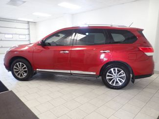 2014 Nissan Pathfinder SL Lincoln, Nebraska 1