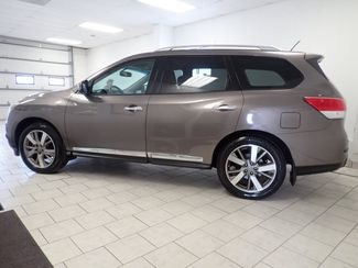 2014 Nissan Pathfinder Platinum Lincoln, Nebraska 1
