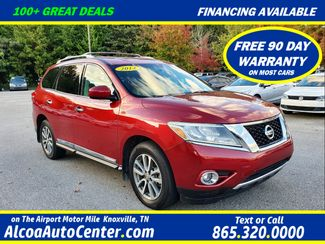 2014 Nissan Pathfinder SL Hybrid FWD Smart Key Heated Leather Seats in Louisville, TN 37777