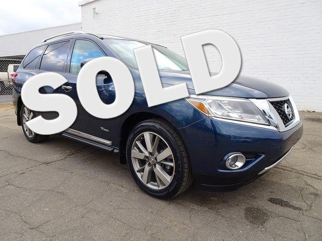 2014 Nissan Pathfinder Platinum Hybrid Madison, NC