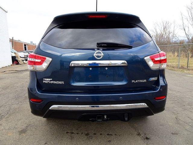 2014 Nissan Pathfinder Platinum Hybrid Madison, NC 3