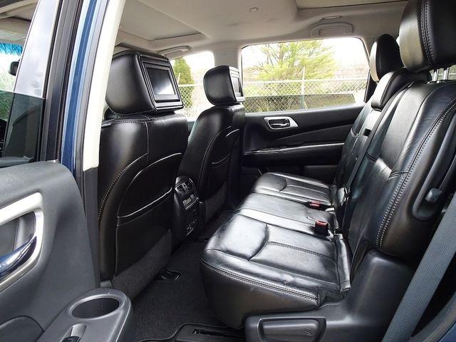 2014 Nissan Pathfinder Platinum Hybrid Madison, NC 35