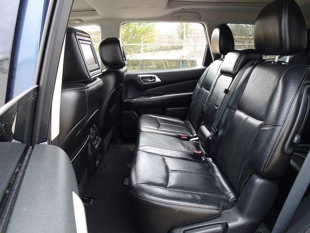 2014 Nissan Pathfinder Platinum Hybrid Madison, NC 36