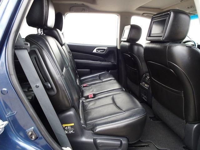 2014 Nissan Pathfinder Platinum Hybrid Madison, NC 40