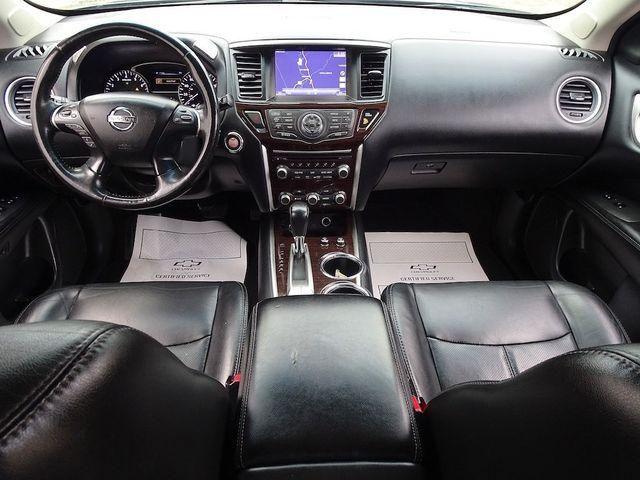 2014 Nissan Pathfinder Platinum Hybrid Madison, NC 46