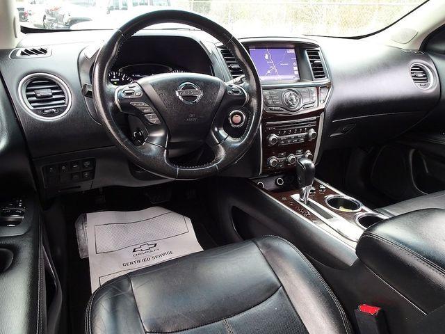 2014 Nissan Pathfinder Platinum Hybrid Madison, NC 47