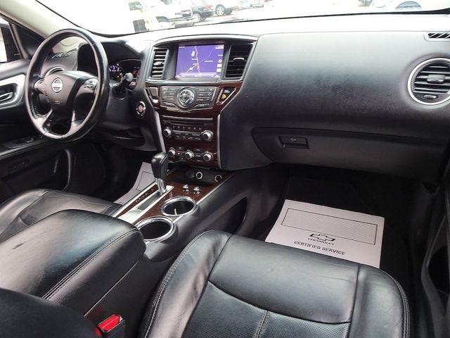 2014 Nissan Pathfinder Platinum Hybrid Madison, NC 48