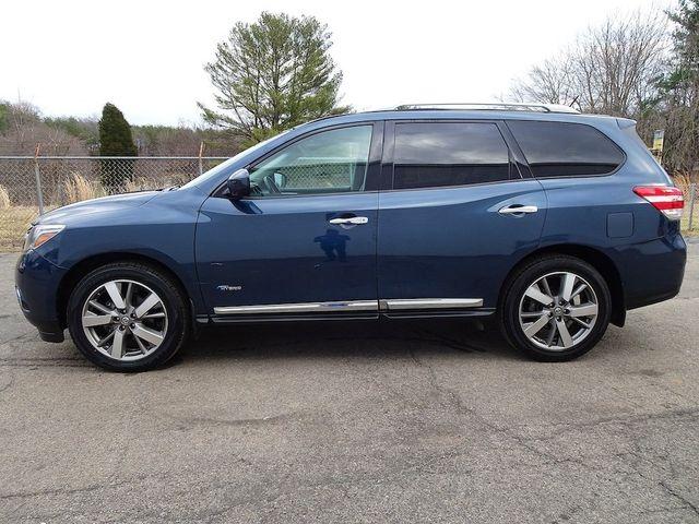 2014 Nissan Pathfinder Platinum Hybrid Madison, NC 5