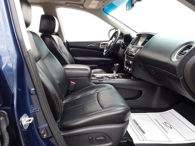 2014 Nissan Pathfinder Platinum Hybrid Madison, NC 50
