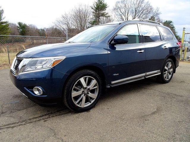 2014 Nissan Pathfinder Platinum Hybrid Madison, NC 6