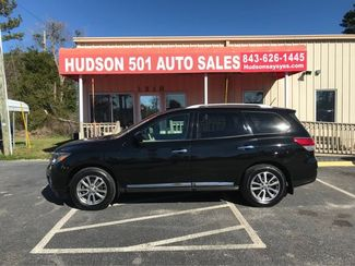 2014 Nissan Pathfinder SL   Myrtle Beach, South Carolina   Hudson Auto Sales in Myrtle Beach South Carolina
