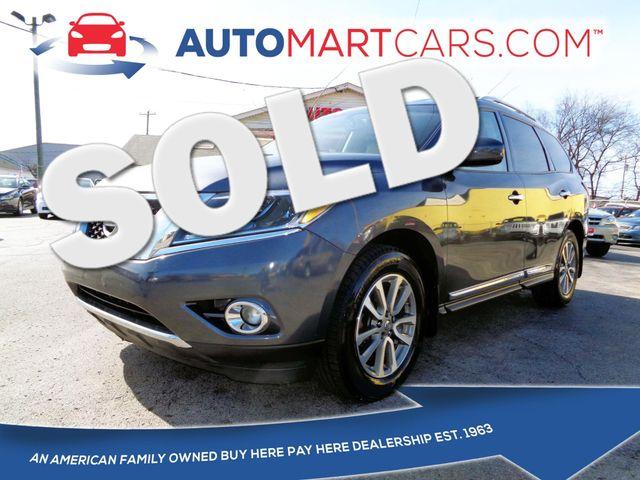 2014 Nissan Pathfinder SL | Nashville, Tennessee | Auto Mart Used Cars Inc. in Nashville Tennessee