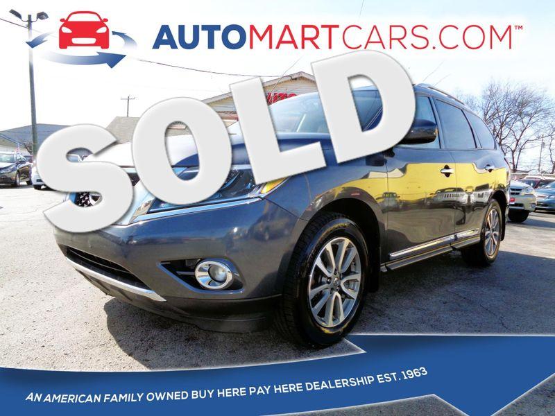 2014 Nissan Pathfinder SL   Nashville, Tennessee   Auto Mart Used Cars Inc. in Nashville Tennessee
