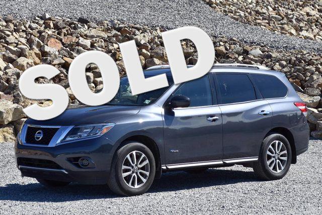 2014 Nissan Pathfinder SV Hybrid Naugatuck, Connecticut