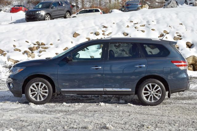 2014 Nissan Pathfinder SL Hybrid Naugatuck, Connecticut 1