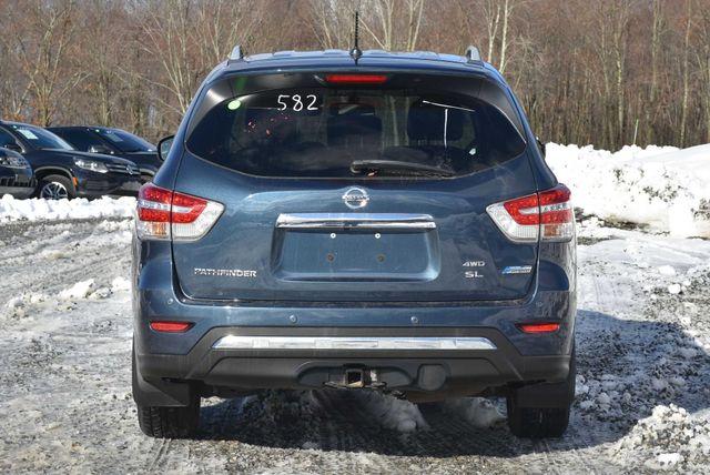 2014 Nissan Pathfinder SL Hybrid Naugatuck, Connecticut 3