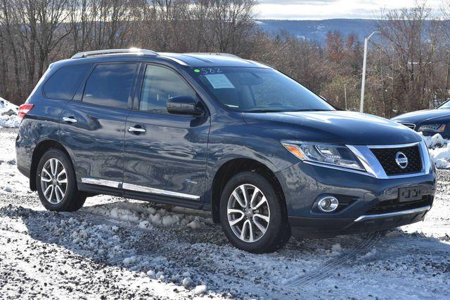 2014 Nissan Pathfinder SL Hybrid Naugatuck, Connecticut 6