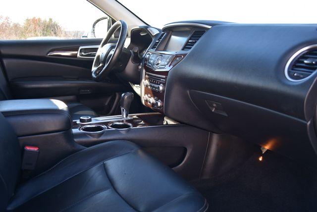 2014 Nissan Pathfinder SL Hybrid Naugatuck, Connecticut 8
