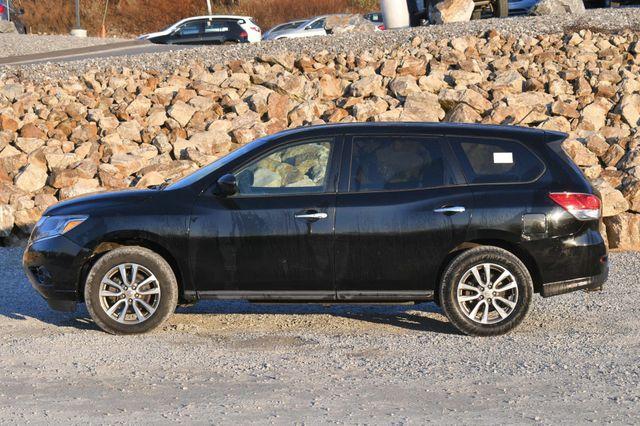 2014 Nissan Pathfinder S Naugatuck, Connecticut 1