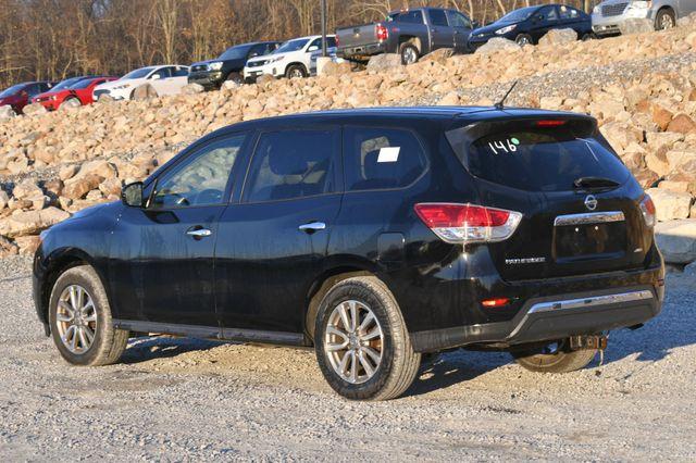 2014 Nissan Pathfinder S Naugatuck, Connecticut 2
